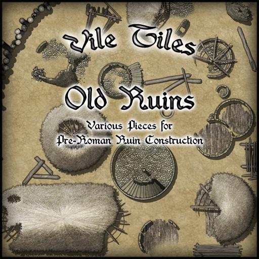 Vile Tiles: Old Ruins