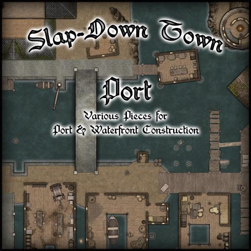 Slap-Down Town Port