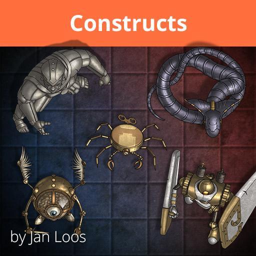 Jans Token Pack 29 - Constructs