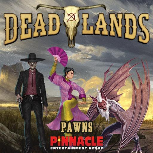 Expanded Deadlands Pawns & Tokens