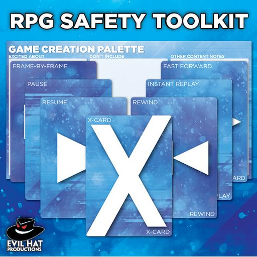 RPG Safety Tools