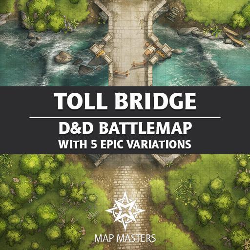 Toll Bridge Map Pack