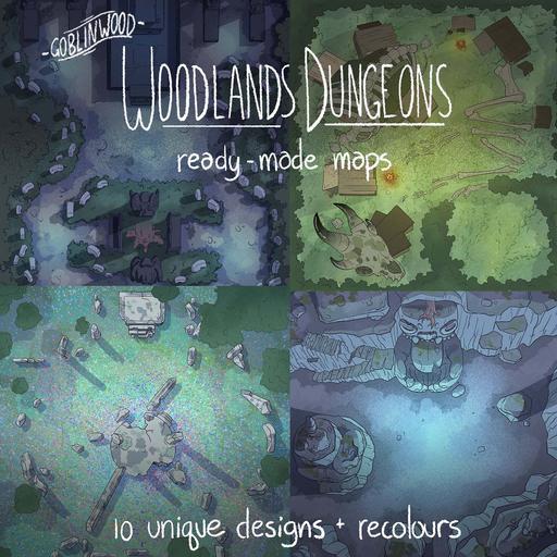 Woodlands Dungeons 1