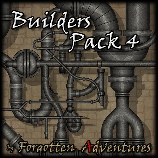 Builders Pack 4