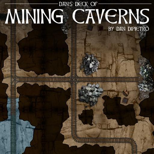 Dan's Deck of Mining Caverns