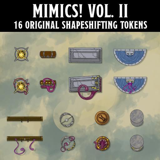 Mimics! Vol. II