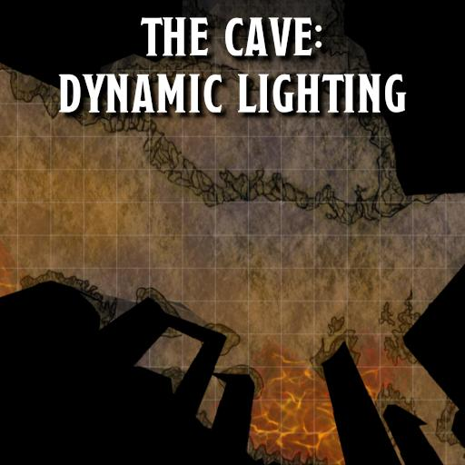 The Cave: Dynamic Lighting
