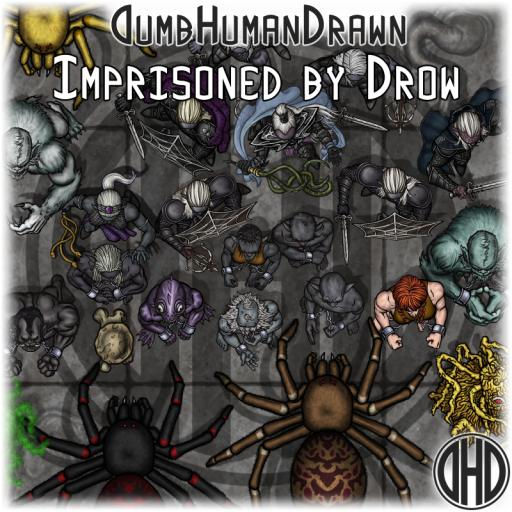 Imprisoned By Drow