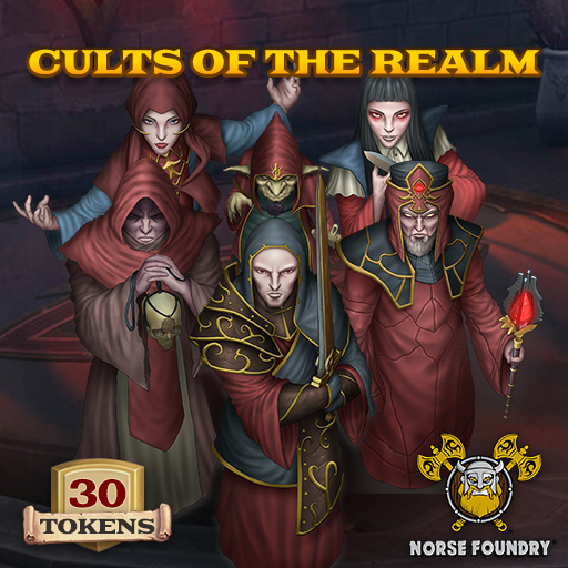 Cults of the Realm