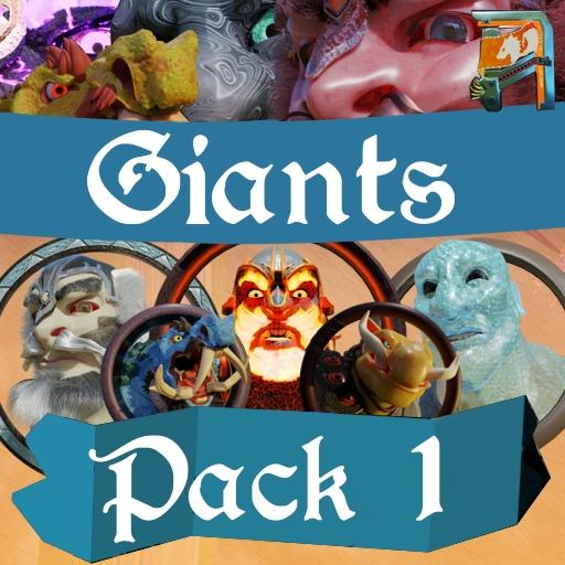 Giants Pack 1