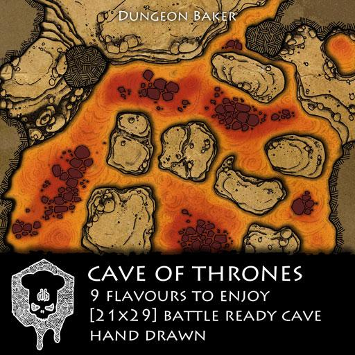 Cave of Thrones