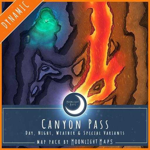 Dynamic   Canyon Pass
