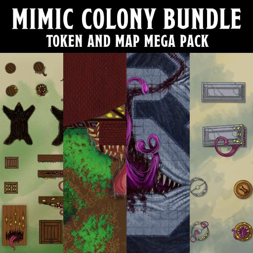 Mimic Colony Bundle