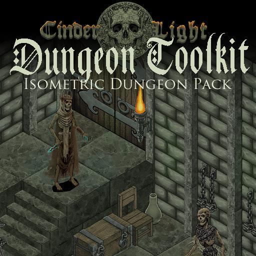 Isometric Dungeon Toolkit