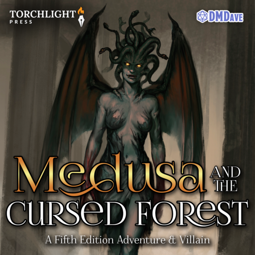 Medusa and the Cursed Forest