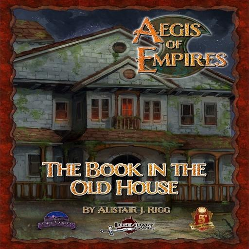 The Book in the Old House (5e)