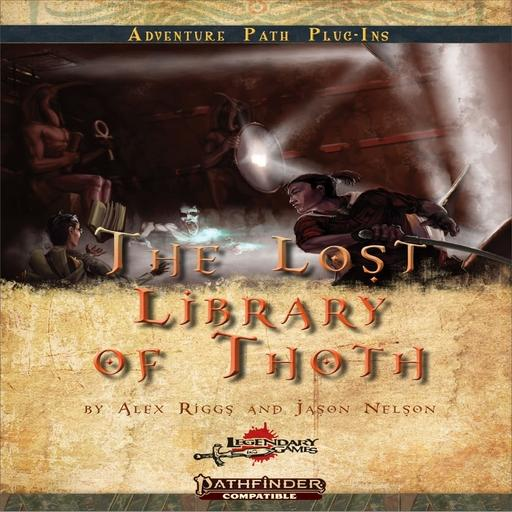 The Lost Library of Thoth (PF2e)