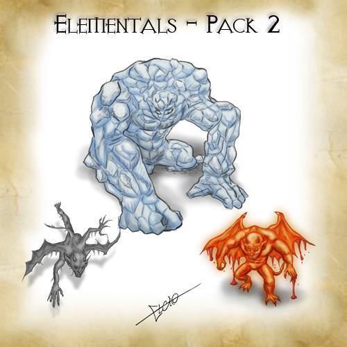 Elementals - Pack 2