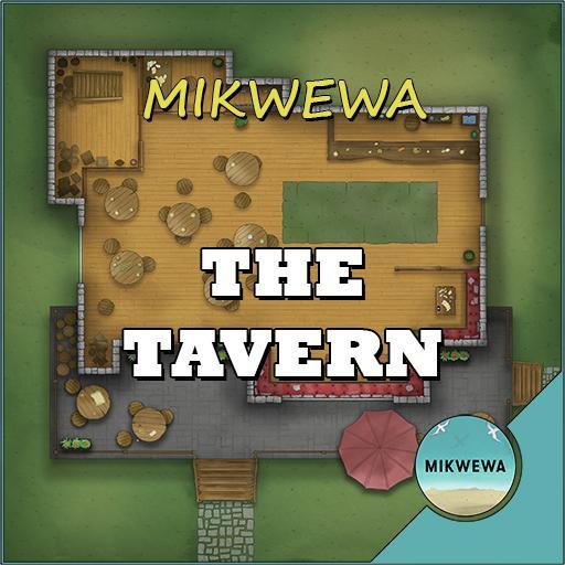 Tavern Battlemaps