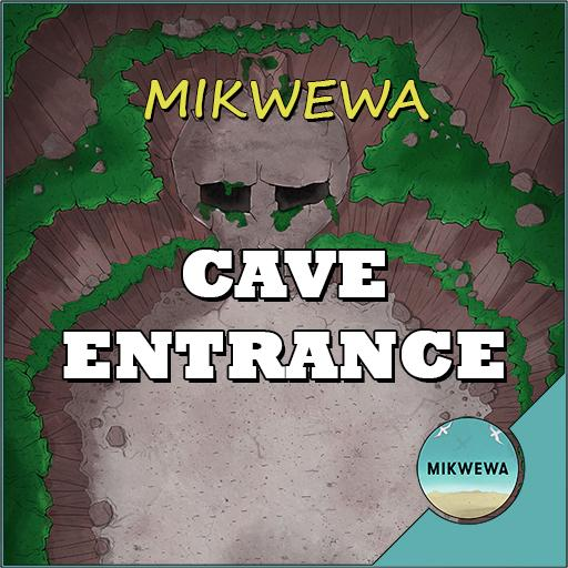 Cave Entrance Battlemaps
