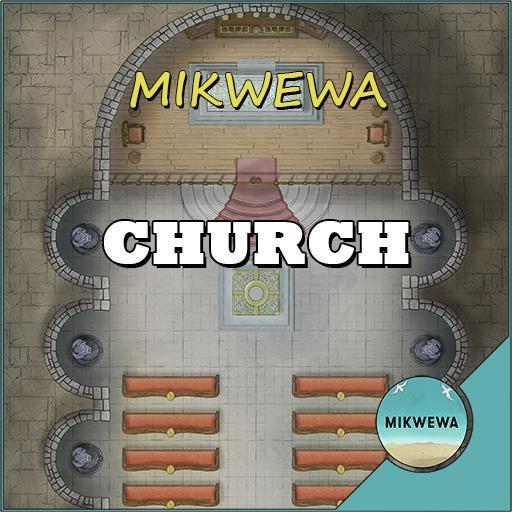 Church Battlemaps