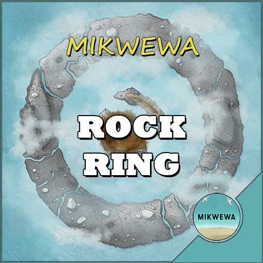 Rock Ring Battlemaps