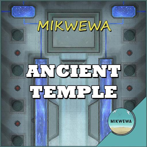 Ancient Temple Battlemaps