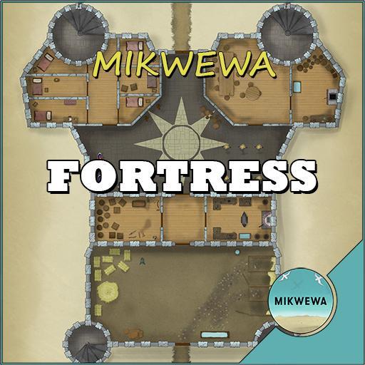 Fortress Battlemaps