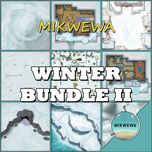 Winter Bundle II Battlemaps