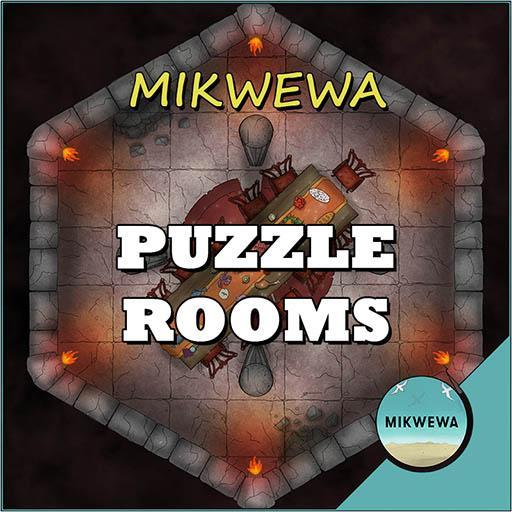 Puzzle Rooms Battlemaps