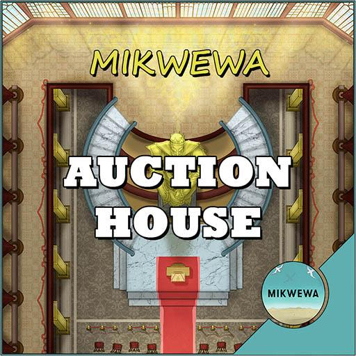 Auction House Battlemaps