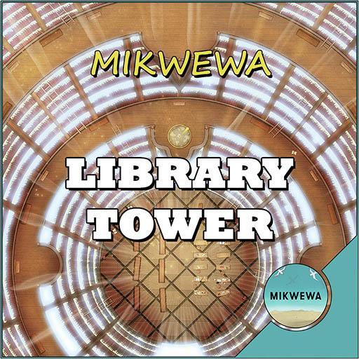 Library Tower Battlemaps