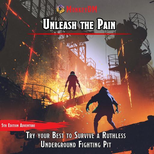 Unleash The Pain