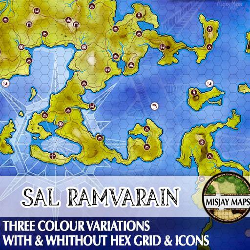 Sal-Ramvarain Region