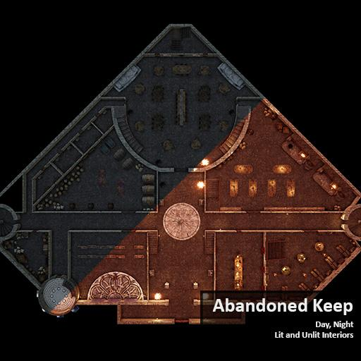 Abandoned Keep