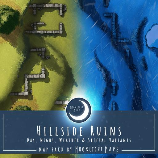 Hillside Ruins