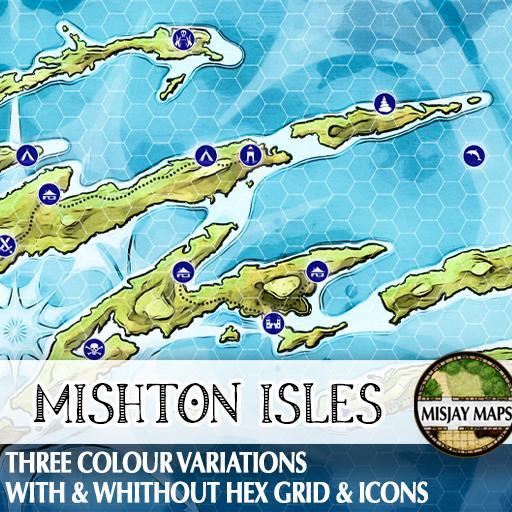 Mishton Isles