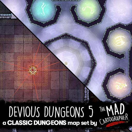 Devious Dungeons 05