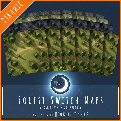 Dynamic   Forest Switch Maps