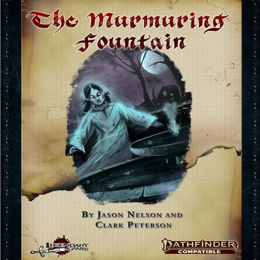 The Murmuring Fountain (PF2e)
