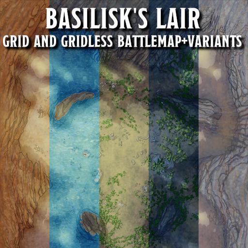 Basilisk's Lair