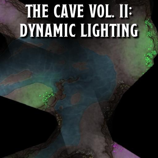 The Cave Vol. II: Dynamic Lighting
