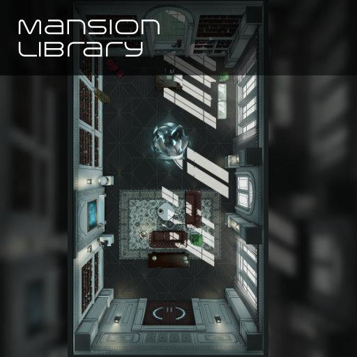 Mansion Library