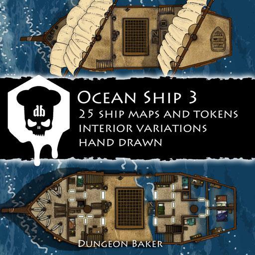 Ocean Ship 3