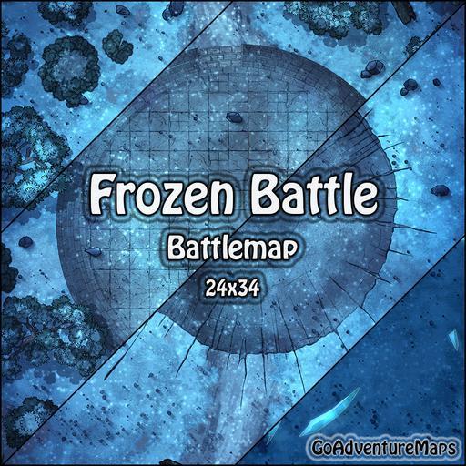 Frozen Battle