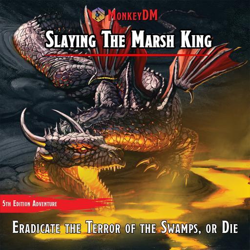 Slaying The Marsh King