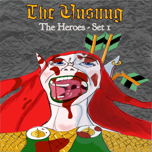The Unsung: The Heroes - Set I