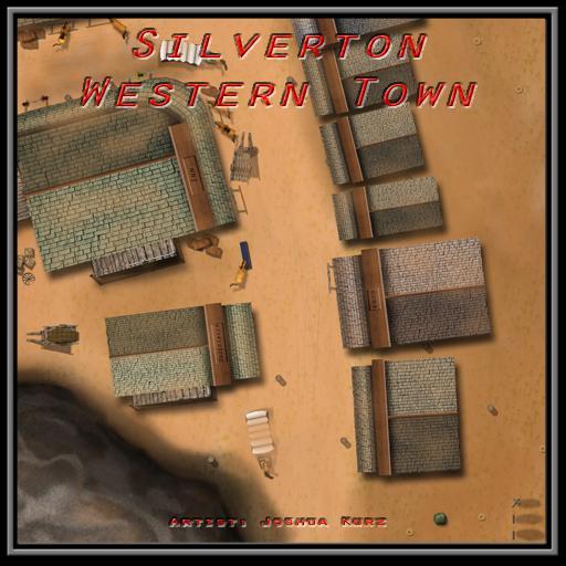 Silverton Western Town