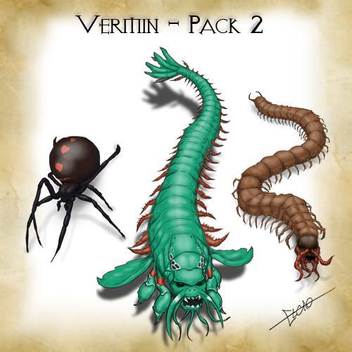 Vermin - Pack 2