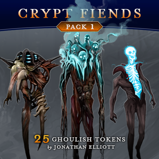 Crypt Fiends - Pack 1